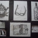 Montage (charcoal)