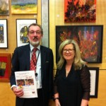 With Associate Professor, John Allan, NSW Chief Psychiatrist