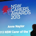 2013 NSW Carer of the Year